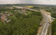 Małopolska: Brzesko ma nowy zjazd z autostrady