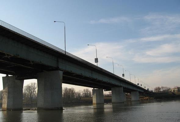 Pożar mostu sparaliżuje Warszawę, czy może ją ulepszy?