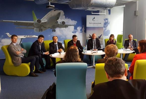 Łódź: Potrzeba czasu, by lotnisko nabrało rozpędu