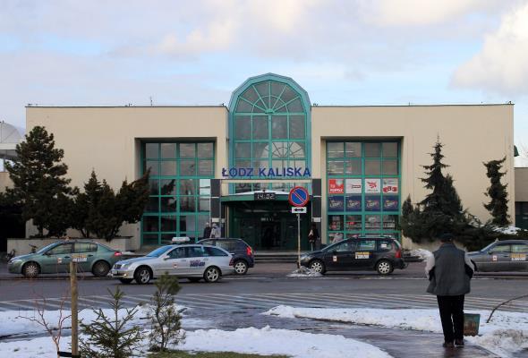 Dworzec Łódź Kaliska zostanie odświeżony