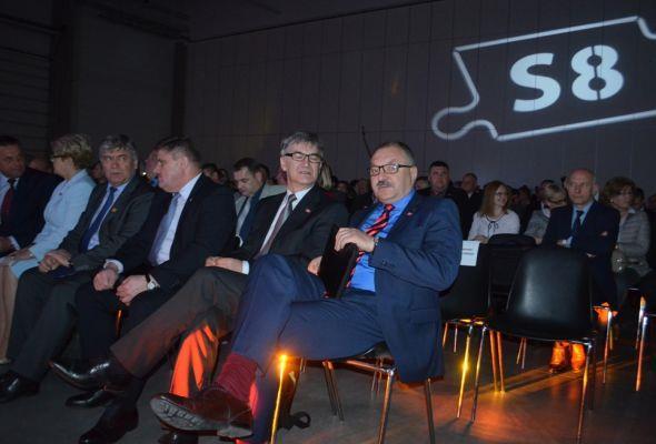 Pakt marszałków w sprawie S8