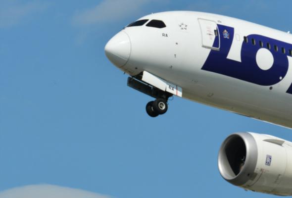 PLL LOT: Darmowe posiłki na pokładach samolotów wracają