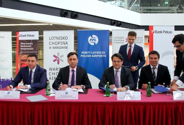 Lotnisko Chopina: 600 mln zł na inwestycje