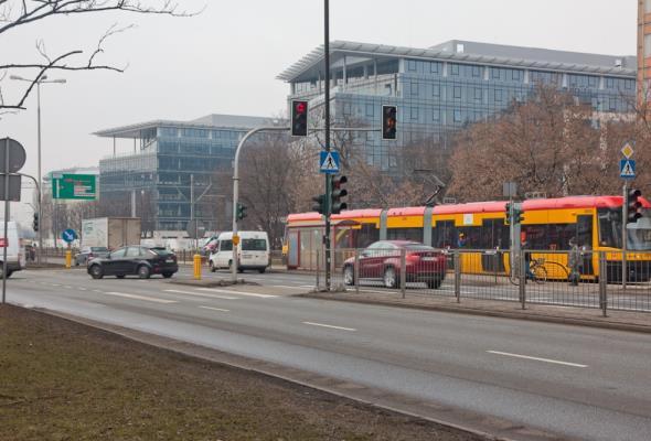 Warszawa: Intercor wykona przebudowę Marynarskiej