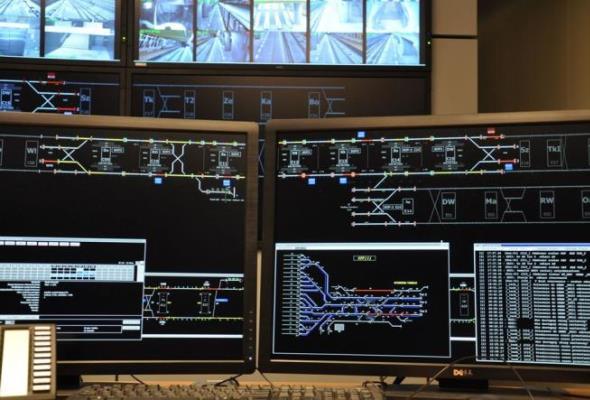 II linia metra automatyczna: Dyspozytor zatrzyma pociąg