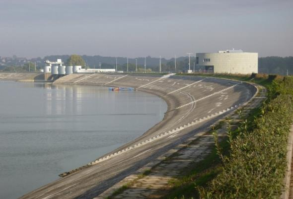 Modernizacja zbiornika w Nysie na ukończeniu