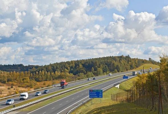 Kraków: Autostradowa obwodnica zyska trzeci pas ruchu