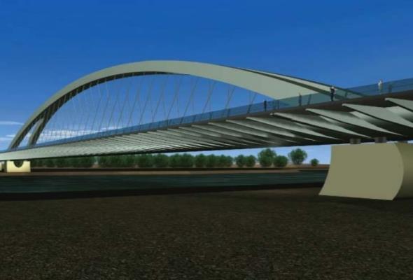 Więcej miejsca dla komunikacji miejskiej na projektowanym Moście Krasińskiego