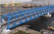 Szczecin: Trwają próby obciążeniowe na Moście Brdowskim