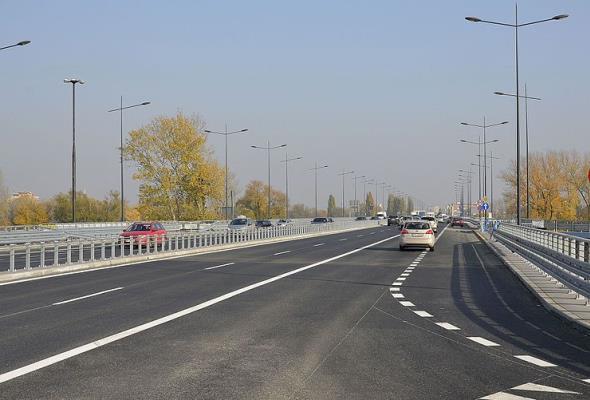 Most Łazienkowski: Po odbudowie 80 autobusów na godzinę