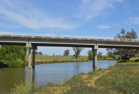 Rusza remont mostu na trasie Radzyń-Łasin