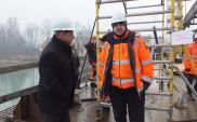 Śląskie: Nowa data oddania mostu w Żywcu