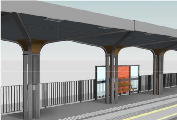 SKB przebuduje dworzec w Zawierciu