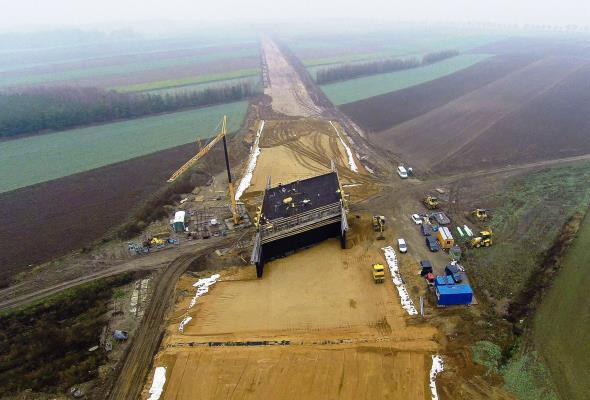 Fundusze UE: Inwestycje infrastrukturalne mogą nie zostać zrealizowane w terminie