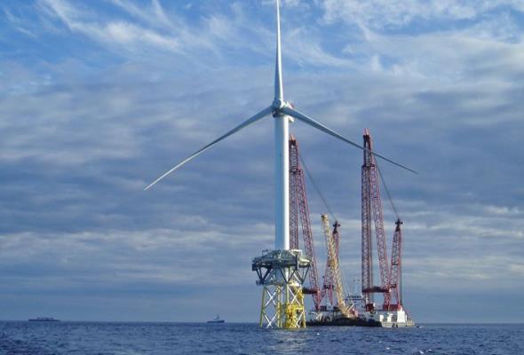 Dobre perspektywy przed morską energetyką wiatrową