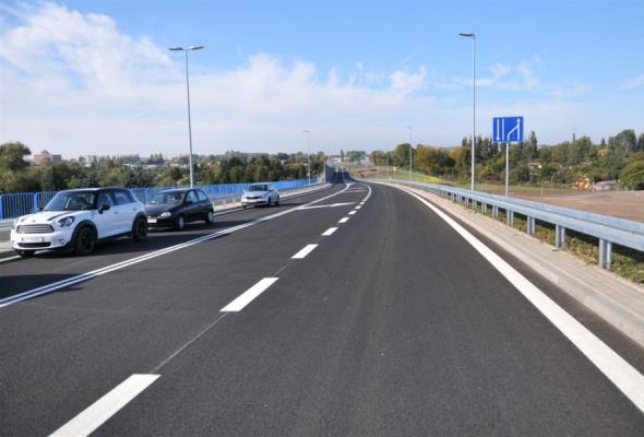 Toruń: Trasa Średnicowa Północna dłuższa o 3 km