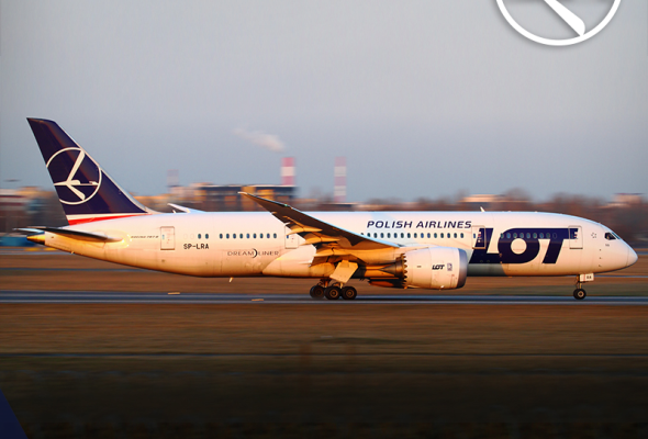 Polski rynek lotniczy: Jak wyglądają proporcje między lowcostami a LOT-em?