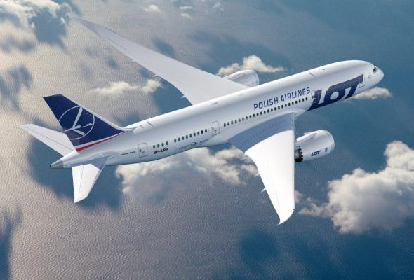 PLL LOT zamawia większe Dreamlinery