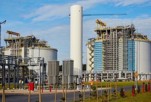 Świnoujście: Terminal LNG już po odbiorach