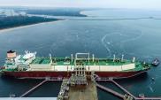Drugi statek z LNG przypłynął do Świnoujścia