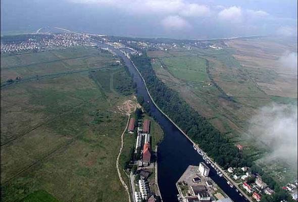 Port Darłowo: Wzrost przeładunków w 2014 r.