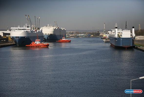 Port Gdańsk: Przeładunki od początku roku wyższe o prawie 5% od wyników sprzed roku
