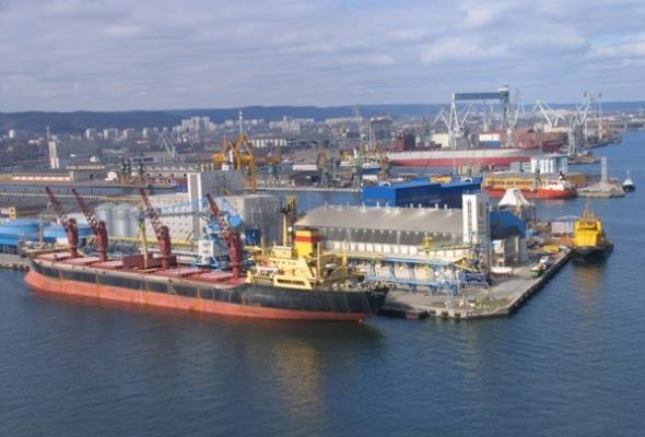 "Konferencja Logistyka Morska ""LogMare 2015"""