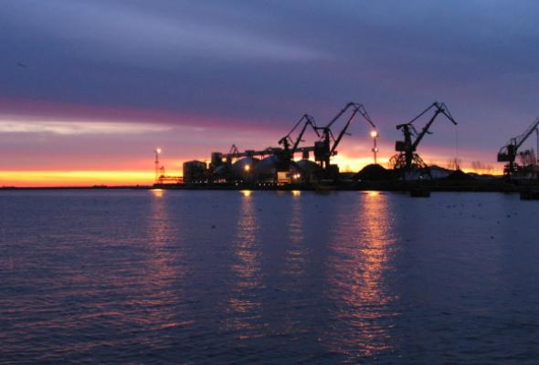 Port Gdynia: 19,4 mln ton przeładunków, 110 mln zł zysku