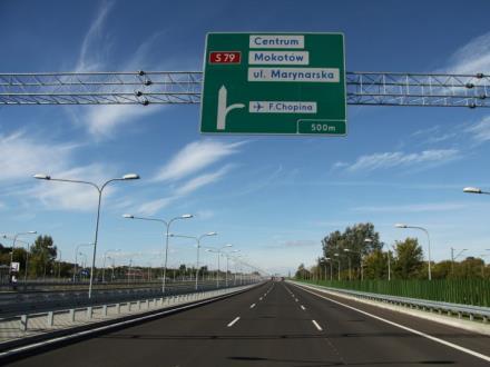 Rusza budowa Południowej Obwodnicy Warszawy. Metro będzie mostem