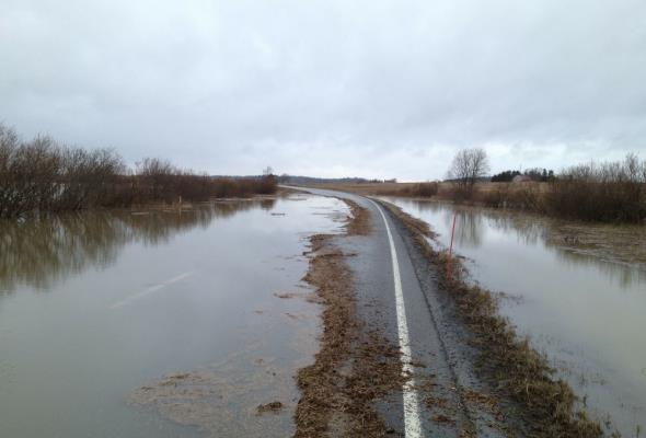 Mazowsze: Ponad 5 mln zł na usuwanie skutków klęsk żywiołowych. Głównie na drogi