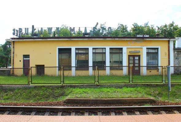 Rozbieżne koncepcje dla dworca Puławy Miasto