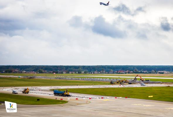 Wizz Air z szóstą maszyną na lotnisku Katowice-Pyrzowice