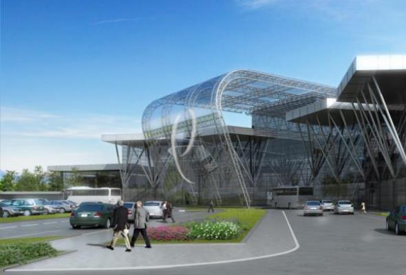 Radom: Kandydatka na prezydenta ma wątpliwości dotyczące zasadności podwyższania kapitału radomskiego lotniska