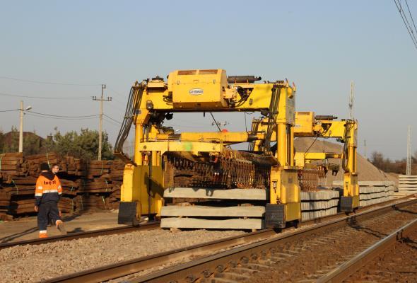 Jest przetarg na odcinek Rail Baltiki Sadowne – Czyżew