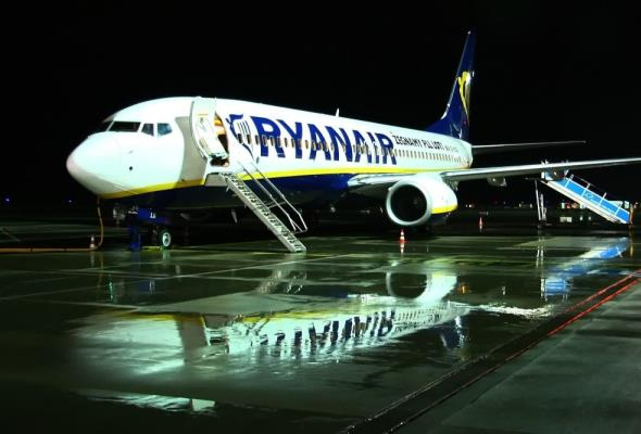 W oczekiwaniu na kolejny ruch Ryanaira