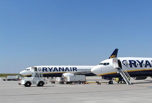 Baza Ryanaira w Poznaniu? Szanse są spore