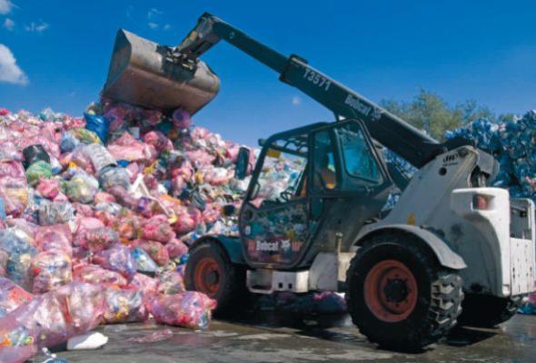 Nowy pomysł na gospodarkę odpadami