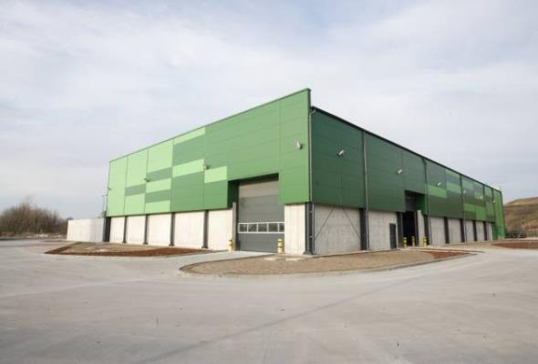 Bydgoszcz: Budowa spalarni zakończona