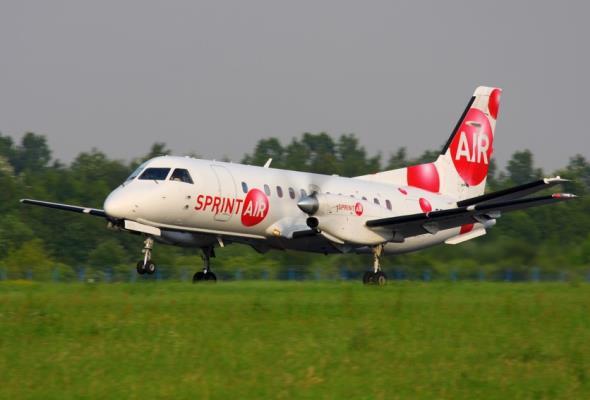 SprintAir uruchamia loty z Radomia. Aż do czterech lotnisk.