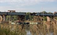 Ogień ponownie na moście Łazienkowskim. Opóźnienia w remoncie nie będzie