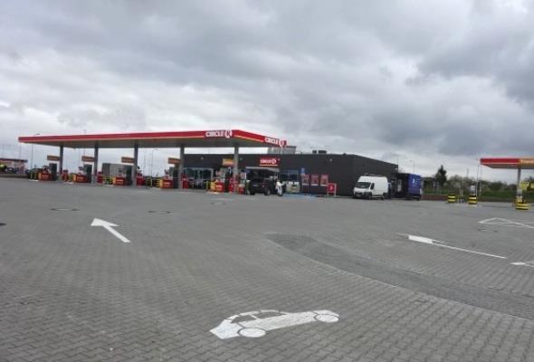 A1: Nowa stacja benzynowa koło Włocławka