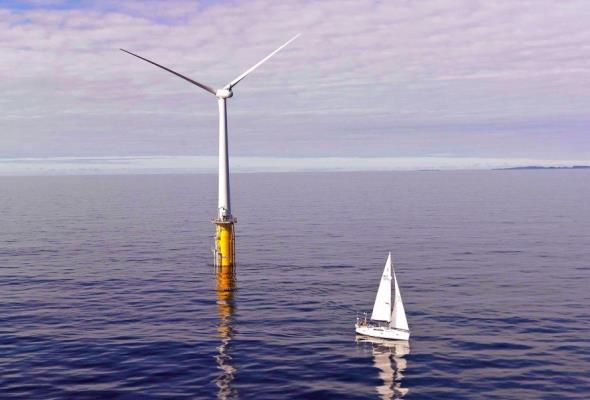 Rusza budowa największej farmy wiatrowej na Bałtyku