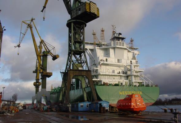 Polskie stocznie mają zamówienia na ponad miliard euro