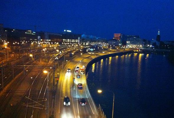 Szwecja zmierza do zera. Na drogach