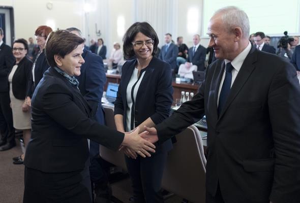 Tchórzewski: Nasze działania to nowe perspektywy dla sektora energii w Polsce