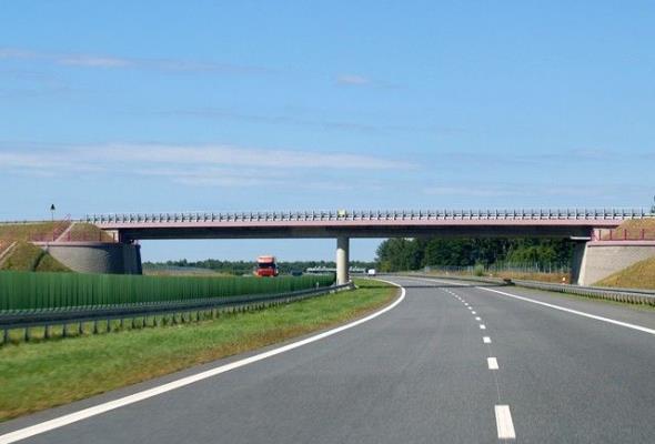 Niebawem ruszy projektowanie kolejnego odcinka autostrady A2