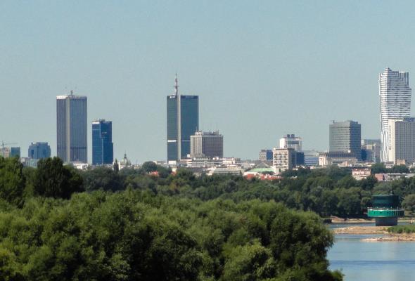 Warszawa: Niewielka poprawa bezpieczeństwa na drogach