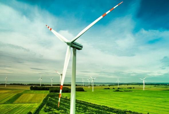 Nordycki Bank Inwestycyjny sfinansuje farmę wiatrową w Myślinie