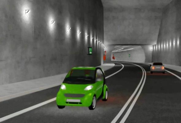 Jest umowa na dofinansowanie tunelu pod Świną