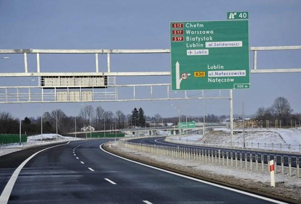 Obejście Lublina okiem wykonawcy: najtrudniejsza była budowa wiaduktu